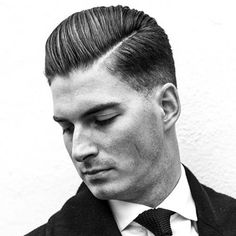 awesome 27 Classic Men's Hairstyles,Some traditional males's hairstyles won't ever exit of trend. Because these conventional, basic haircuts have at all times made males feel and appea...