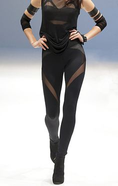 Michi Illusion Pant ~ just ordered these and can't wait to rock them in pure barre!