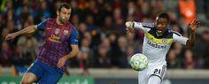 El Barça-Chelsea bate en Twitter a la Super Bowl