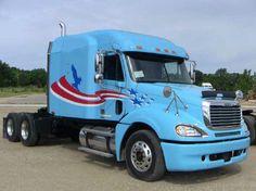 2007 Freightliner Tractor Truck w/ Sleeper for sale