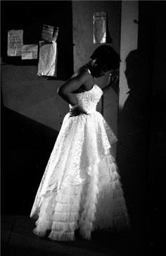 Billie Holiday, NYC, New York, 1953  © HERMAN LEONARD,