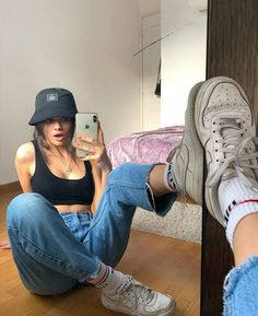 38 beautiful preppy casual summer outfits for school 29 Preppy Casual, Casual Summer Outfits, Trendy Outfits, Casual Guy, Winter Outfits, Swag Girl Outfits, Plad Outfits, Skater Girl Outfits, Beach Outfits