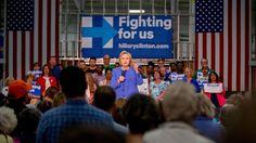 Hauchdünner Vorsprung auf Sanders: Clinton siegt in Kentucky, Oregon noch offen