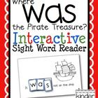 "This is an emergent reader to provide students with an opportunity to learn to read and spell the sight word ""was"" in a hands-on way.  Each page of..."