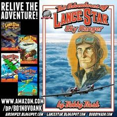 RELIVE THE ADVENTURE! THE ADVENTURES OF LANCE STAR SKY RANGER!  Airship 27 Productions brings together all four of writer Bobby Nash's Lance Star adventures in this Kindle-Only edition. Plus, as an added bonus, this digital collection includes the first chapter of Nash's new full length Lance Star novel coming in 2017. https://www.amazon.com/dp/B01N8VOANK