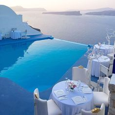 Santorini #Santorini #beautifulhotels