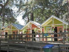 Tybee shops, Tybee Island, near Savannah, GA