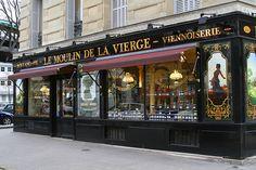 Another boulangerie said to be excellent: Le Moulin de la Vierge Le Moulin de La vierge meilleur boulangerie patissiere - 75015 Paris - 01 47 83 45 55. 105, Rue Vercingétorix - 75014 Paris - 01 45 43 09 84 6, Rue Lévis - 75017 Paris -01 43 87 42 42 Blog Cachemire et Soie : www.cachemireetso.