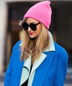 Beanies Fall 2014 - Stylish Hats | We're bringing you our favorite beanies of the season. Shop our favorites ahead that you'll wear every single day. #refinery29 http://www.refinery29.com/best-beanies-for-fall