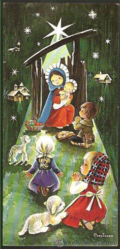 navidad constanza ao postales navidad