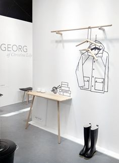 Design exhibition booth interiors 43 Ideas for 2019 Stand Design, Display Design, Booth Design, Banner Design, Exhibition Display, Exhibition Space, Exhibition Stands, Retail Interior, Home Interior