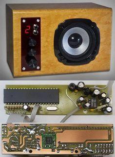 Fm Radio Receiver, Digital Radio, Internet Radio, Circuits, Pll, Arduino, Mom And Dad, Radios, Electric