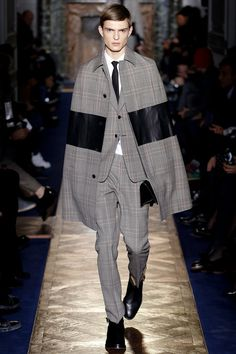 Men's Valentino Fall '13 Collection. #RandM approved.