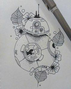 Bb by jaderebecca on · drawing deviantart. Steven Universe Tattoos, Wood Burn Designs, Image Poetry, Disney Canvas, Art Diary, Star Wars Tattoo, Beginner Painting, Disney Drawings, Star Wars Art