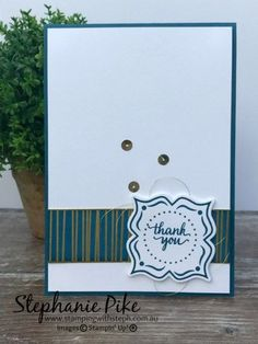 Stamping with Steph – Stephanie Pike – Independent Stampin' Up! Demonstrator Australia