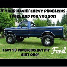 sweet! ;) #FordForever!