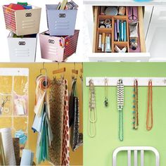 """You cant be too busy to explore this: """"18 Clever Organizing Tricks and Storage Ideas #springforward"""""""