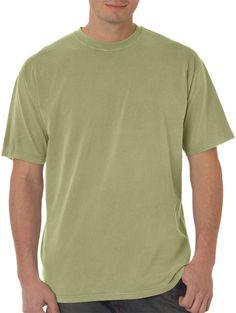 comfort colors adult tee - celery dirdye (s)