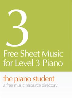 Interested in learning to play the piano? Level two arrangement are geared for second year students. If you're just beginning Free Sheet Music for Piano | Level 1 is perfect for you. Level Three (3...