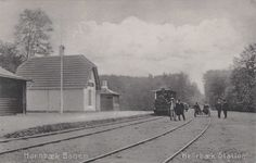 Hellebæk Station