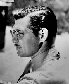 Clark Gable (14 June,1933) copyright owner-KOBAL