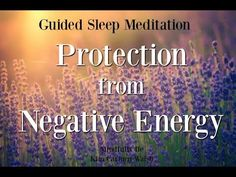 😴 Protection from negative energy ~ Guided sleep meditation ~ Female voice of Kim Carmen Walsh Deep Sleep Meditation, Deep Relaxation, Healing Meditation, Meditation Music, Guided Meditation, Meditation Youtube, Meditation Videos, Spiritual Movies, Solfeggio Frequencies