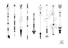 Tattoo in l ryuzaki boards tattoo ideas arquitectura tatuaje Mini Tattoos, Cute Tattoos, Body Art Tattoos, Small Tattoos, Tatoos, Geometric Arrow Tattoo, Arrow Tattoo Design, Geometric Tattoo Design, Geometric Sleeve