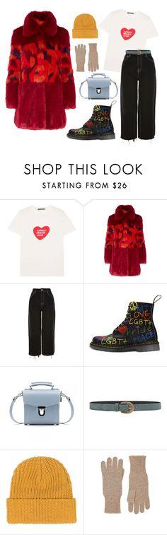 """Look1"" by lelya-matyashova on Polyvore featuring мода, AlexaChung, AINEA, Topshop, Nanni и Barneys New York"