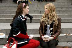 Blair and Serena source:google