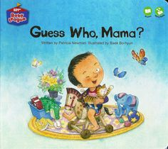 Board book for ESL learners