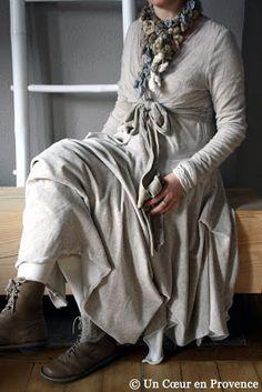 Velvet dress Myrine and Me, cover the heart and tulle underskirt Mais il est où le soleil, boots Trippen