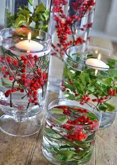 27 Red And Green Winter Wedding Ideas | HappyWedd.com #PinoftheDay #red #green #winter #wedding #ideas #WeddingIdeas