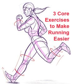 """Core strength is one of the most important things for your running. Without core strength your form will suffer not only in running but any other physical activity. The stronger your core the more efficient your stride will be. This will save you quite a bit of energy while running"""" and during other activity. Don'tRead More"""