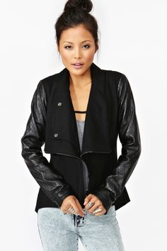 Viper Leather Jacket