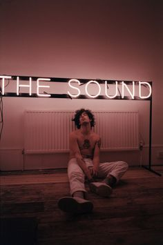 Matty Healy for the FADER - The 1975