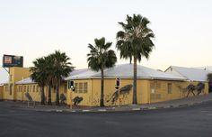 Breaking Tempo. Nuevo mural de DAL en Namibia.