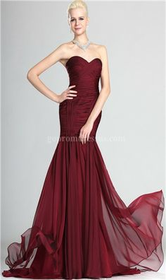 not this dress but a maroon dress would be perfect
