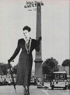 Jean Paul Gaultier | Fall 1982