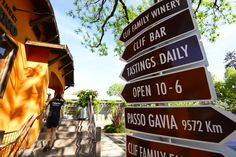 We can't pass through St. Helena without a stop at Velo Vino Winery!  Here, guest can sip an espresso, peruse their intriguing tasting room and cafe for a unique gift, or just enjoy the cycling memorabilia and photography!