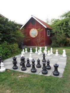 Chess lawn! Where?