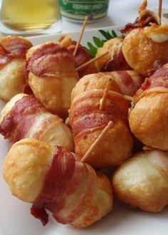 Bombice sa slaninom