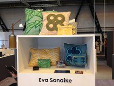 Eva Sonaike at 100% Design
