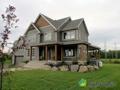 1000 Images About Les Plus Belles Maisons Au Qu Bec On Pinterest Quebec Architecture And Villas