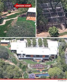 Jennifer Aniston -- My $21 Million Mansion Has a Chicken Coup