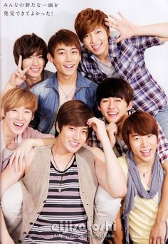 U-Kiss may i just point out kevin looks super cute in this pic U Kiss, Korean K Pop, Korean Star, Ukiss Kpop, Kyungsoo, Chanyeol, Woo Sung, Kim Kibum, Block B