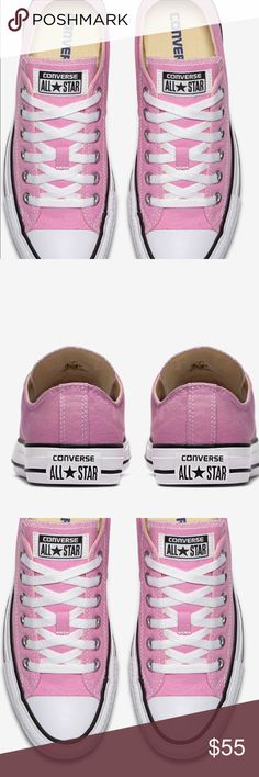 Unisex Authentic Converse Brand new no trade no Paypal no lowballing men size 10 woman 12 UK 10 EUR 44 CM 28.5.   Canvas upper in a classic sneaker style Lace-up closure Rubber toe cap Striped rubber midsole Vulcanized rubber outsole taking fair offers Converse Shoes Sneakers