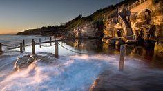 McIver's Baths, Coogee, Australia