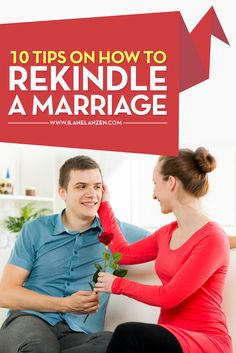 How To Rekindle A Marriage | When you lose the spark in your marriage, it feels like more of a chore to be in the relationship than a pleasure. That goes against everything a good marriage should do for you. A good marriage should make you feel loved, supported, and part of a team that will take on the world together if you have to, not drag you down and make you feel stuck or unhappy | http://www.ilanelanzen.com/loveandrelationships/10-tips-on-how-to-rekindle-a-marriage/