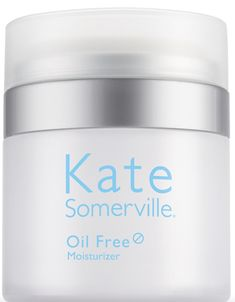 Kate Somerville R) Oil Free Moisturizer Moisturizer For Oily Skin, Anti Aging Moisturizer, Skin Care Regimen, Skin Care Tips, Beauty Crush, Happy Skin, Natural Glow, Good Skin, Power Couples