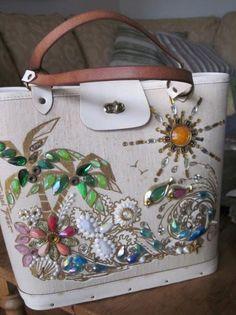 Enid Collins paradise bag